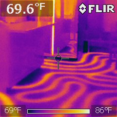 thermal image view